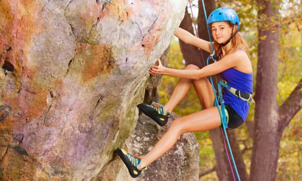 Mad Rock Venus Women's Climbing Harness Review