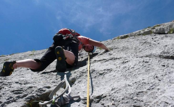 4 of the Best Slab Climbing Shoes Reviewed
